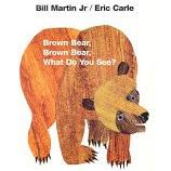 carle brown bear