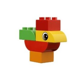 The Rooster that your child can create