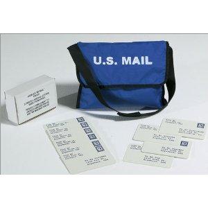 postal mailbag