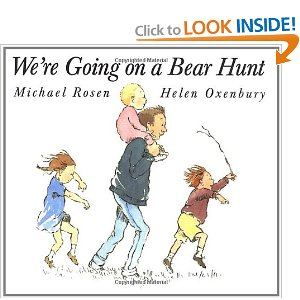 winter bear hunt