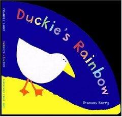 rainbow duckie