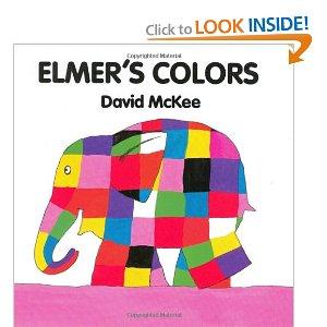 rainbow elmers colors - Colors Book